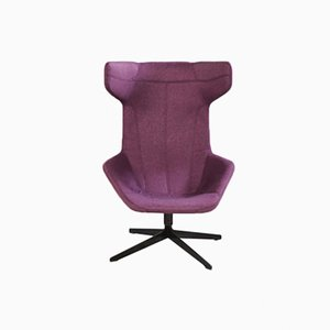 Vintage Lounge Chair by Alfredo Häberli for Moroso, 1960s