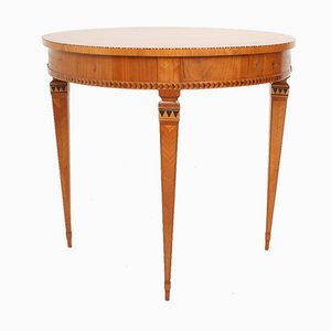 Louis XVI Side Table, 1790s