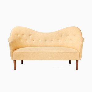 Vintage Swedish Samstel Sofa by Carl Malmsten for AB Record