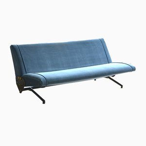 Vintage D70 Daybed by Osvaldo Borsani for Tecno, 1955