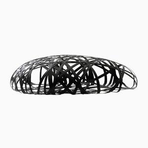 Seduta C-Stone leggera in fibra di carbonio dal design organico di Peter Donders, 2010