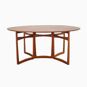 Dining Table by Peter Hvidt & Orla Mølgaard Nielsen for France & Søn, 1950s