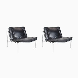 Model SZ07 Kyoto Lounge Chairs by Martin Visser for 't Spectrum, 1960s, Set of 2