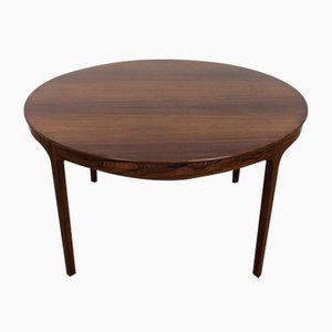 Mid-Century Rosewood Table by Ole Wanscher for A.J. Iversen