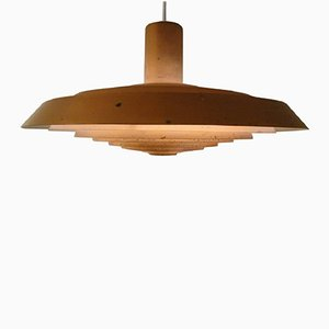 Lámpara colgante de Poul Henningsen para Louis Poulsen, años 50
