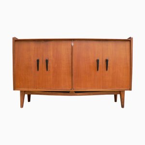 French Vintage Oak Sideboard, 1950s