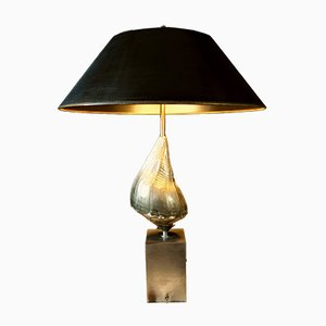 Shell Table Lamp by Jaques Charles for Maison Charles