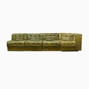 Vintage Modular Patchwork DS11 Lounge Sofa from de Sede