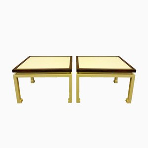 Coffee Tables by Maison Jansen, 1970s, Set of 2