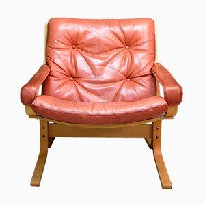 Chaise Siesta par Ingmar Relling for Westnofa, 1970s