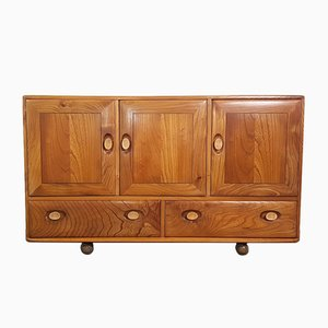 Vintage Sideboard by Lucian Ercolani for Ercol, 1960s