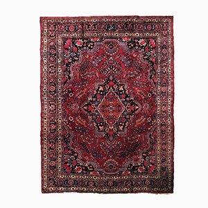Handgearbeiteter antiker orientalischer Teppich, 1910er