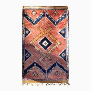 Handgemachter antiker marokkanischer Berber Teppich, 1920er