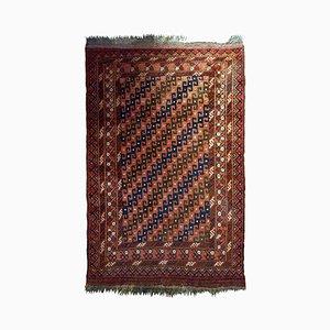 Alfombra Baluch afgana antigua hecha a mano, años 20