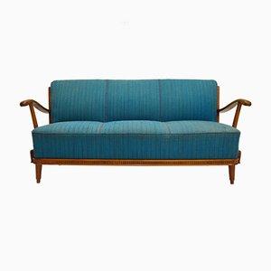 Mid-Century Mahagoni Sofa von Svante Skogh für Förenade Möbelfabrikerna Linköping