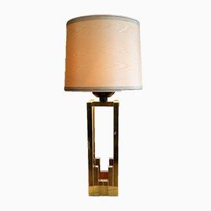 Lampada da tavolo o da terra vintage di Willy Rizzo per Lumica