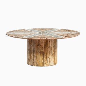 Table Basse Vintage en Onyx