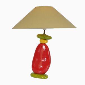 Tischlampe von Francois Chatain, 1970er