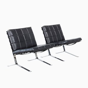 Model Joker Chairs by Olivier Mourgue for Airborne, 1960s, Set of 2