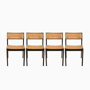 Guhlstuhl Chairs by Willy Guhl for Dietiker, 1959, Set of 4