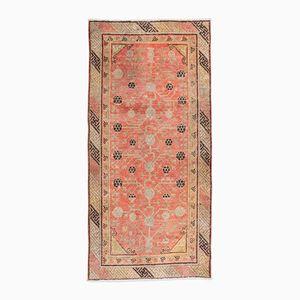 Antique Samarkand Rug with Grenades Design