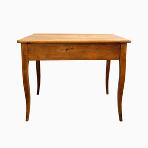 Biedermeier Cherrywood Table, 1830s