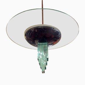 Lampe à Suspension de Fontana Arte, 1950s