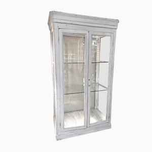 Large Antique Display Case