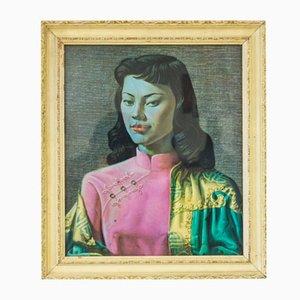 Miss Wong Print by Vladimir Tretchikoff
