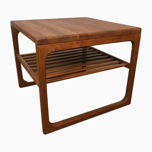 Scandinavian Teak Side Table from Dyrlund, 1960s