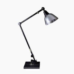 Vintage Bauhaus Articulated Desk Lamp by Curt Fischer for Midgard