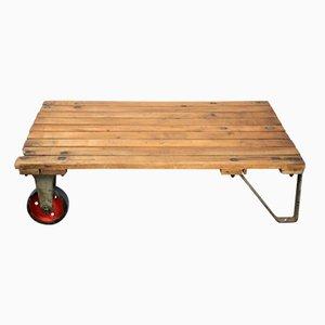 Mesa de centro Pallet vintage
