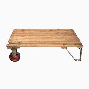 Table Basse Pallet Vintage