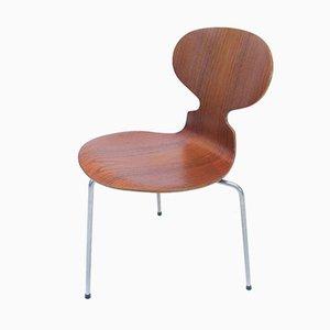 Mid-Century Model 3100 Ant Chair by Arne Jacobsen for Fritz Hansen