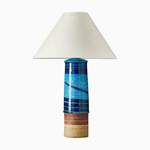 Lampe de Bureau Vintage par Inger Persson pour Rörstrand, Suède, 1970s