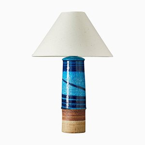 Vintage Swedish Table Lamp by Inger Persson for Rörstrand, 1970s