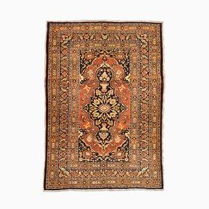 Antique Middle Eastern Tabriz Rug, 1890s