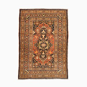 Antique Persian Tabriz Rug, 1890s