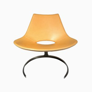 Scimitar Chair by Preben Fabricius & Jørgen Kastholm for Bo-Ex, 1960s