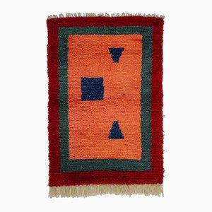 Türkischer Tulu Teppich, 1970er