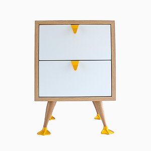 Tio End Table by Mendes Macedo for Galula
