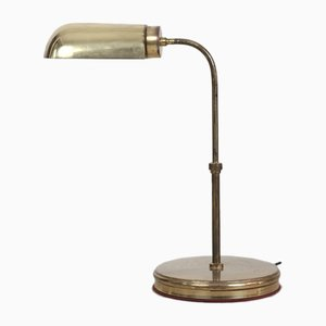 Large Copper Table Lamp, 1960s
