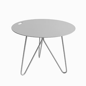 Seis Center Table in Grey by Mendes Macedo for Galula