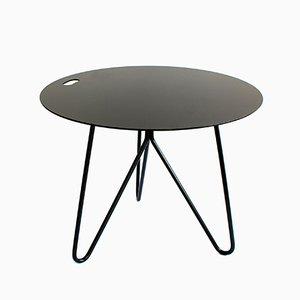 Tavolino Seis nero di Mendes Macedo per Galula