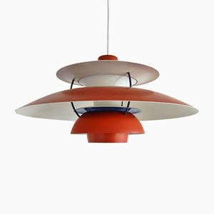 PH5 Pendant by Poul Henningsen for Louis Poulsen 1950s