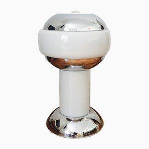 Italienische Space-Age Tischlampe, 1970er