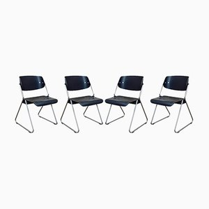 Chairs from Wilkhahn, 1960s, Set of 4