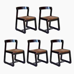 Dining Chairs by Mario Sabot, 1960s, Set of 5