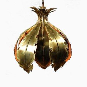 Lámpara colgante modelo 6395 Onion de Svend Aage Holm Sørensen, años 60