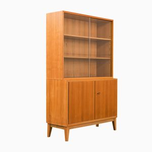 Model 9AF Chest of Drawers & Model 11A Showcase by Georg Satink for WK-Möbel, 1950s